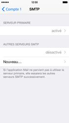 Apple iPhone 5s (iOS 8) - E-mails - Ajouter ou modifier un compte e-mail - Étape 21