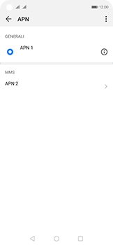 Huawei Nova 5T - MMS - Configurazione manuale - Fase 14
