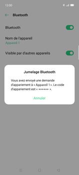 Oppo Find X2 Lite - Internet et connexion - Connexion avec un équipement multimédia via Bluetooth - Étape 8