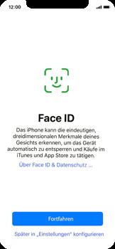 Apple iPhone X - iOS 11 - Persönliche Einstellungen von einem alten iPhone übertragen - 11 / 40