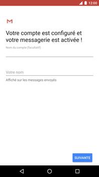 Huawei Nexus 6P - Android Oreo - E-mail - Configurer l