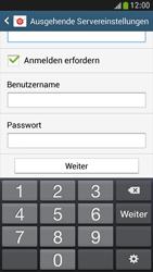 Samsung Galaxy S4 Mini LTE - E-Mail - Konto einrichten - 0 / 0