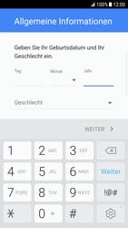 Samsung Galaxy S6 Edge (G925F) - Android Nougat - Apps - Konto anlegen und einrichten - Schritt 8