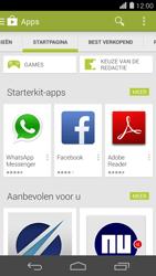 Huawei Ascend P7 - apps - app store gebruiken - stap 4