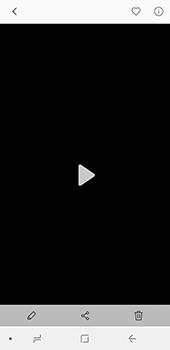 Samsung Galaxy A8 - Photos, vidéos, musique - Créer une vidéo - Étape 17