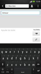 HTC One - Contact, Appels, SMS/MMS - Envoyer un MMS - Étape 10