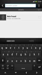 HTC One Max - MMS - Erstellen und senden - 7 / 20