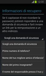 Samsung Galaxy Express - Applicazioni - Configurazione del negozio applicazioni - Fase 12