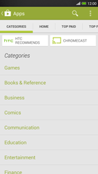 HTC One Max - Applications - Installing applications - Step 6