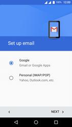 Wiko U-Feel Lite - E-mail - Manual configuration (gmail) - Step 8