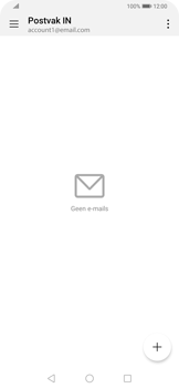 Huawei P Smart Z - E-mail - e-mail instellen: POP3 - Stap 3
