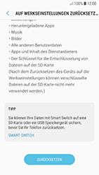 Samsung Galaxy A5 (2017) - Fehlerbehebung - Handy zurücksetzen - 2 / 2