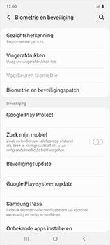 Samsung galaxy-a51-sm-a515f - Beveiliging en ouderlijk toezicht - Zoek mijn mobiel inschakelen - Stap 5