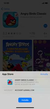 Apple iPhone XS - Applicazioni - Installazione delle applicazioni - Fase 14