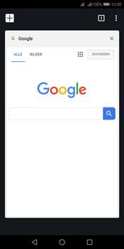 Huawei Y7 (2018) - Internet und Datenroaming - Verwenden des Internets - Schritt 15