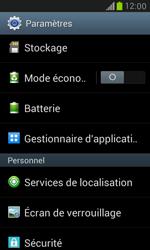 Samsung Galaxy S III Mini - Applications - Comment désinstaller une application - Étape 4