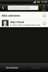 HTC A320e Desire C - E-mail - e-mail versturen - Stap 5
