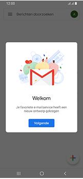 Samsung Galaxy A40 - E-mail - e-mail instellen (gmail) - Stap 14