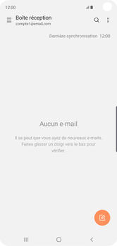 Samsung Galaxy S10 - E-mails - Envoyer un e-mail - Étape 5