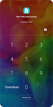 LG Q7 - Internet - Handmatig instellen - Stap 33