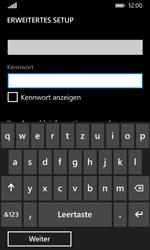 Nokia Lumia 635 - E-Mail - Konto einrichten - Schritt 9