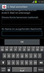 Samsung Galaxy S3 Mini - E-Mail - Konto einrichten (yahoo) - 10 / 13