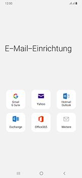 Samsung Galaxy A50 - E-Mail - Manuelle Konfiguration - Schritt 6