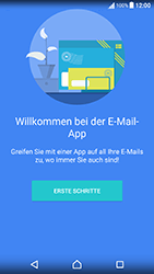 Sony Xperia X Performance - E-Mail - Konto einrichten (outlook) - 4 / 18