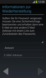 Samsung S7275 Galaxy Ace 3 - Apps - Konto anlegen und einrichten - Schritt 15