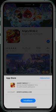 Apple iPhone 6s Plus - iOS 13 - Apps - Installieren von Apps - Schritt 14