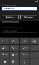 Nokia Lumia 1020 - Anrufe - Rufumleitungen setzen und löschen - Schritt 9