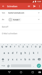 Motorola Moto G 3rd Gen. (2015) - E-Mail - E-Mail versenden - 1 / 1
