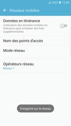 Samsung Galaxy S6 Edge (G925F) - Android M - Réseau - utilisation à l'étranger - Étape 13