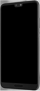 Huawei P20 - Premiers pas - Découvrir les touches principales - Étape 2