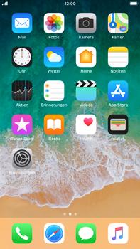Apple iPhone 8 Plus - Apps - Löschen und wiederherstellen von vorinstallierten iOS-Apps - 2 / 2