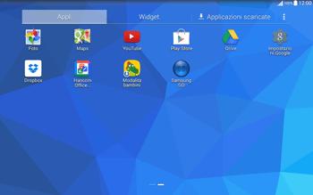 Samsung T535 Galaxy Tab 4 10.1 - Applicazioni - Installazione delle applicazioni - Fase 3