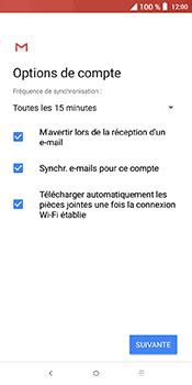 Alcatel 3L - E-mails - Ajouter ou modifier votre compte Outlook - Étape 10