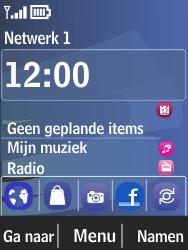 Nokia 301-1 - netwerk en bereik - gebruik in binnen- en buitenland - stap 10