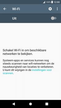 Sony Xperia XA1 Plus (G3421) - WiFi - Verbinden met een netwerk - Stap 5