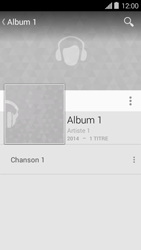 Bouygues Telecom Ultym 5 II - Photos, vidéos, musique - Ecouter de la musique - Étape 9