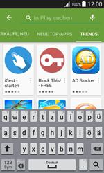 Samsung G388F Galaxy Xcover 3 - Apps - Herunterladen - Schritt 14