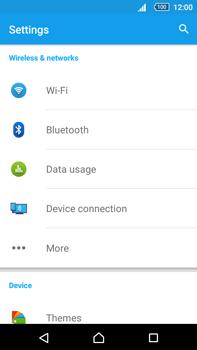 Sony Xperia Z5 Premium (E6853) - Network - Change networkmode - Step 5