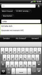 HTC Sensation - E-Mail - E-Mail versenden - 8 / 14