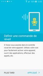 Samsung Galaxy S6 Edge - Premiers pas - Créer un compte - Étape 28