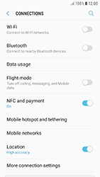 Samsung Galaxy J5 (2017) - Internet - Manual configuration - Step 7