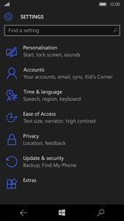 Microsoft Lumia 650 - Device - Software update - Step 5