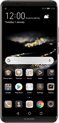 Huawei Mate 10 Pro - Android Pie - Mobile phone - How to perform a soft reset - Step 2