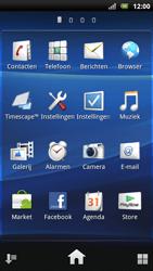 Sony Ericsson Xperia Arc S - MMS - handmatig instellen - Stap 3