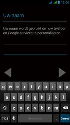 Fairphone Fairphone 1 - Applicaties - Account aanmaken - Stap 7