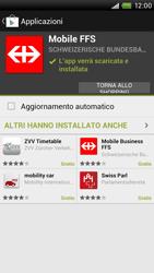 HTC One X - Applicazioni - Installazione delle applicazioni - Fase 24